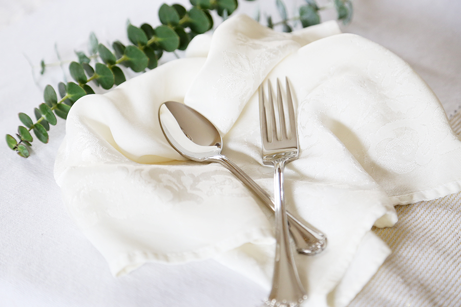 Silver ware used for everyday is a great idea. You can put it in the dishwasher too.